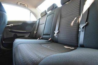 2013 Toyota Corolla ZRE152R Ascent Maroon 4 Speed Automatic Sedan