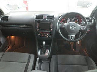 2012 Volkswagen Golf VI MY12.5 103TDI DSG Comfortline Silver 6 Speed Sports Automatic Dual Clutch