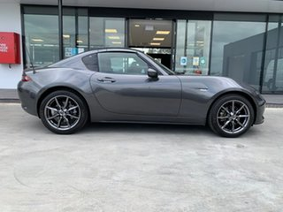 2016 Mazda MX-5 ND GT RF SKYACTIV-MT Grey 6 Speed Manual Targa