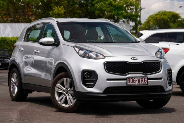 Used Kia Sportage QL MY16 Si 2WD Mount Gravatt, 2016 Kia Sportage QL MY16 Si 2WD Silver Metallic 6 Speed Sports Automatic Wagon
