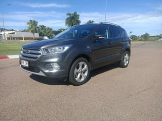 2019 Ford Escape ZG 2019.75MY Trend Magnetic 6 Speed Sports Automatic SUV