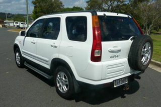 2002 Honda CR-V RD MY2002 Sport 4WD White 4 Speed Automatic Wagon