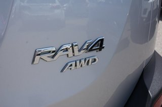 2014 Toyota RAV4 ALA49R MY14 GXL AWD Silver 6 Speed Sports Automatic Wagon