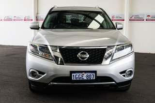 2017 Nissan Pathfinder R52 MY15 Upgrade ST-L (4x2) Continuous Variable Wagon