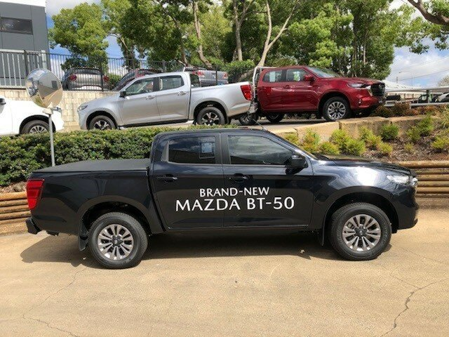 Demo Mazda BT-50 TFS40J XT Toowoomba, 2020 Mazda BT-50 TFS40J XT 6 Speed Sports Automatic Utility