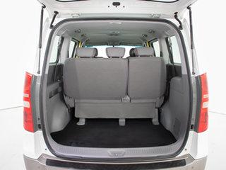 2012 Hyundai iMAX TQ MY11 White 4 Speed Automatic Wagon