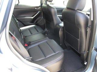 2016 Mazda CX-5 KE1032 Grand Touring SKYACTIV-Drive AWD Blue 6 Speed Sports Automatic Wagon