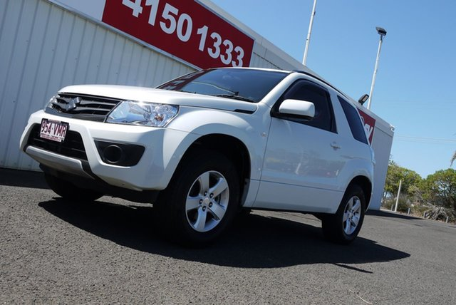 Used Suzuki Grand Vitara JB Navigator Bundaberg, 2015 Suzuki Grand Vitara JB Navigator 5 Speed Manual Hardtop