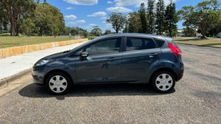 2012 Ford Fiesta WT CL Grey 5 Speed Manual Hatchback