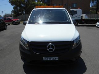 2016 Mercedes-Benz Vito 447 116 BlueTEC LWB White 7 Speed Automatic Van