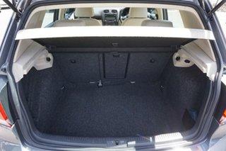 2009 Volkswagen Golf VI MY10 118TSI DSG Comfortline United Grey 7 Speed Sports Automatic Dual Clutch