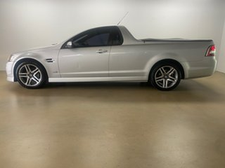 2011 Holden Commodore VE II SV6 Silver 6 Speed Manual Utility