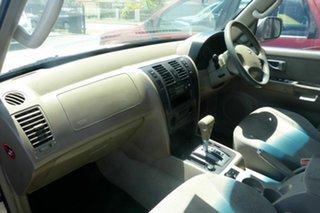 2004 Hyundai Terracan HP MY05 Silver 4 Speed Automatic Wagon