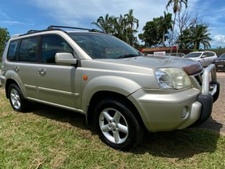 2003 Nissan X-Trail T30 TI Gold 5 Speed Manual Wagon.