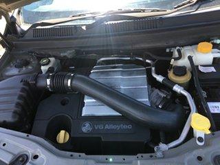 2006 Holden Captiva CG Maxx AWD Grey 5 Speed Sports Automatic Wagon