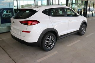 2020 Hyundai Tucson TL4 MY21 Active X 2WD Pure White 6 Speed Manual Wagon