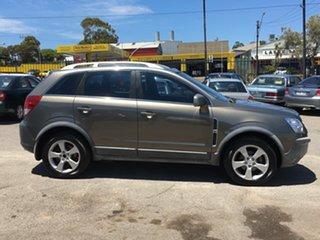 2006 Holden Captiva CG Maxx AWD Grey 5 Speed Sports Automatic Wagon.