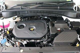 2020 Hyundai Tucson TL4 MY21 Active X 2WD Pure White 6 Speed Manual Wagon