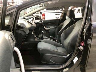 2010 Ford Fiesta WS Zetec Black 5 Speed Manual Hatchback