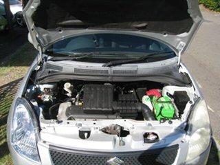 2007 Suzuki Swift EZ 07 Update Silver 4 Speed Automatic Hatchback