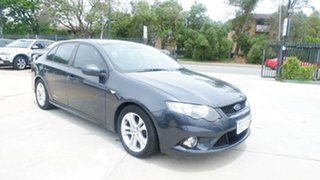 2011 Ford Falcon FG MkII XR6 Grey 6 Speed Sports Automatic Sedan.