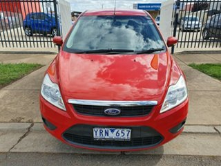 2009 Ford Focus LV CL Red 5 Speed Manual Sedan.