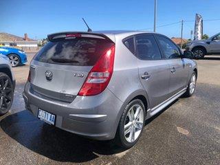 2011 Hyundai i30 FD MY11 SR Hyper Silver 4 Speed Automatic Hatchback.