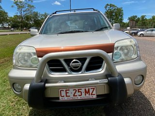 2003 Nissan X-Trail T30 TI Gold 5 Speed Manual Wagon