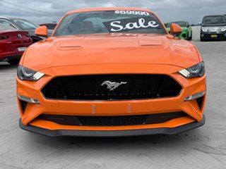 2019 Ford Mustang FN 2019MY GT Twister Orange 6 Speed Manual Fastback