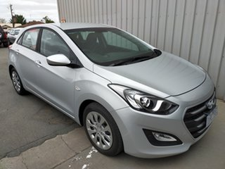 2016 Hyundai i30 GD4 Series II MY17 Active 6 Speed Sports Automatic Hatchback.