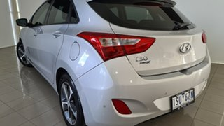 2015 Hyundai i30 GD4 Series II MY16 Active X DCT Silver 7 Speed Sports Automatic Dual Clutch