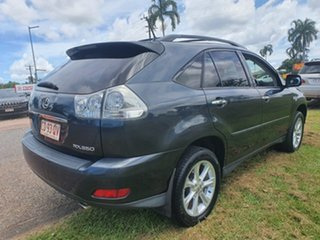 2007 Lexus RX GSU35R RX350 Sports Luxury Grey 5 Speed Sports Automatic Wagon