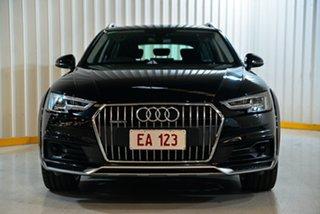 2017 Audi A4 F4 MY17 (B9) Allroad 2.0 TDI Qttro S Tronic Black 7 Speed Auto Dual Clutch Wagon.