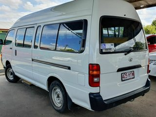 2004 Toyota HiAce COMMUTER White 5 Speed Manual Mini Bus
