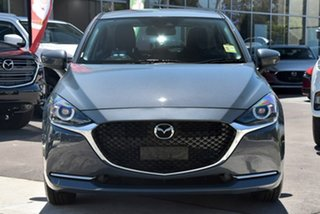 2020 Mazda 2 DJ2HAA G15 SKYACTIV-Drive Evolve Grey 6 Speed Sports Automatic Hatchback.
