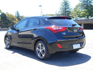 2016 Hyundai i30 GD4 Series II MY17 Active X Black 6 Speed Sports Automatic Hatchback