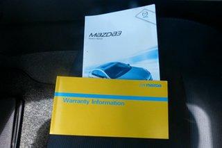 2011 Mazda 3 BL10L2 SP25 Blue 6 Speed Manual Sedan