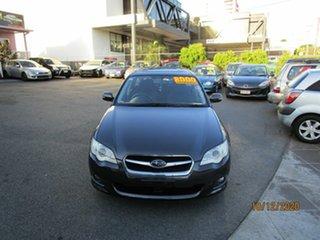 2007 Subaru Liberty MY07 2.5I Grey 4 Speed Auto Elec Sportshift Wagon.