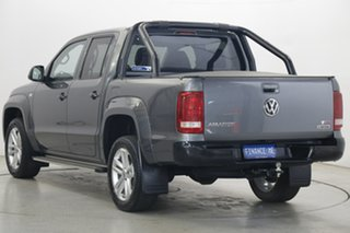 2018 Volkswagen Amarok 2H MY18 TDI420 4MOTION Perm Core Plus Grey 8 Speed Automatic Utility