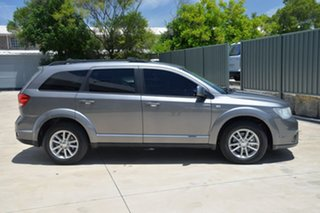2012 Dodge Journey JC MY12 SXT Grey 6 Speed Automatic Wagon.