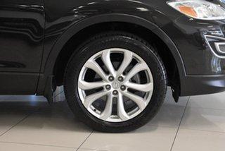 2011 Mazda CX-9 TB10A4 MY11 Luxury Black 6 Speed Sports Automatic Wagon
