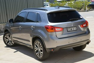 2017 Mitsubishi ASX XC MY17 LS 2WD Grey 5 Speed Manual Wagon.