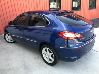 2012 Chery J3 M1X Blue 5 Speed Manual Hatchback.