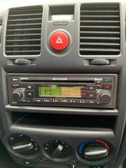 2008 Hyundai Getz TB MY07 S White 5 Speed Manual Hatchback