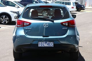 2015 Mazda 2 Neo Blue 6 Speed Manual Hatchback.