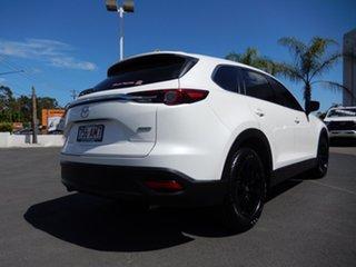 2017 Mazda CX-9 MY16 Sport (AWD) White 6 Speed Automatic Wagon.
