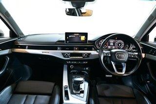 2017 Audi A4 F4 MY17 (B9) Allroad 2.0 TDI Qttro S Tronic Black 7 Speed Auto Dual Clutch Wagon
