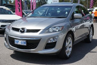 2011 Mazda CX-7 ER1032 Luxury Activematic Sports Silver 6 Speed Sports Automatic Wagon.