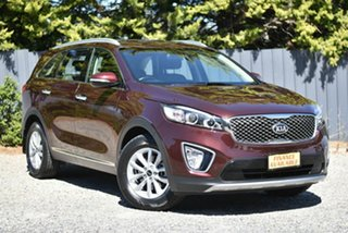 2016 Kia Sorento UM MY16 SI Maroon 6 Speed Sports Automatic Wagon.