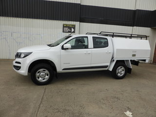 2016 Holden Colorado RG MY17 LS Pickup Crew Cab 4x2 6 Speed Sports Automatic Utility.